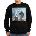 Ezekiel's Dry Bones Sweatshirt (dark)