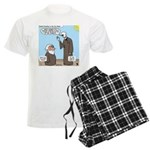 Ezekiel's Dry Bones Men's Light Pajamas