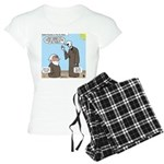 Ezekiel's Dry Bones Women's Light Pajamas