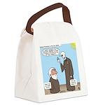 Ezekiel's Dry Bones Canvas Lunch Bag