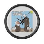 Ezekiel's Dry Bones Large Wall Clock