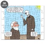 Ezekiel's Dry Bones Puzzle