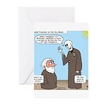 Ezekiel's Dry Bones Greeting Cards (Pk of 10)