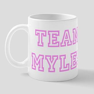 Pink team Myles Mug