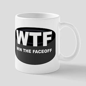 Win The Faceoff Mug