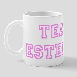 Pink team Esteban Mug