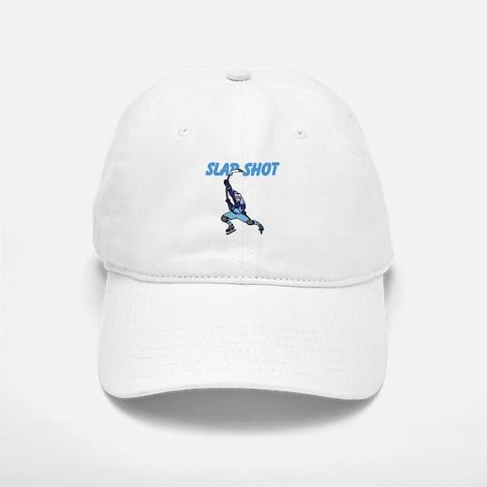 Slap Shot Baseball Baseball Cap