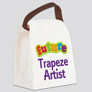 Future Trapeze Artist Canvas Lunch Bag