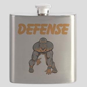 Football Defense Flask
