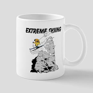 Extreme Skiing Mug