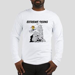 Extreme Skiing Long Sleeve T-Shirt