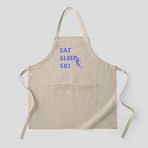 Eat Sleep Ski Apron