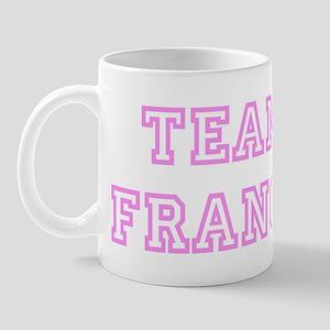 Pink team Franco Mug