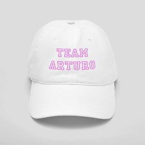 Pink team Arturo Cap