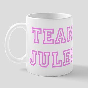 Pink team Jules Mug