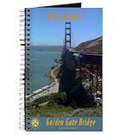Golden Gate Bridge North End Journal