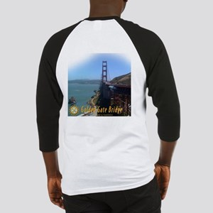 Golden Gate Bridge North End Baseball Jersey