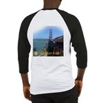 Golden Gate Bridge North End Baseball Jersey