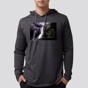 My Hopes Indeed - Thomas Jefferson Mens Hooded Shi