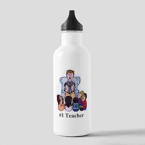 teacherartworkedit Stainless Water Bottle 1.0L