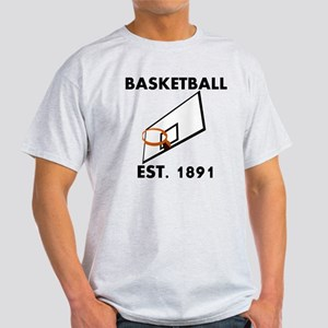 Basketball Est 1891 Light T-Shirt