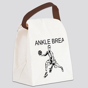 Ankle Breaker Canvas Lunch Bag