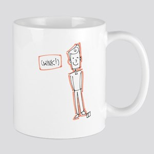 Valentines Day - Wink Mug