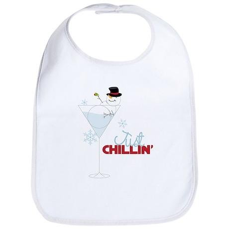 Just Chillin Bib