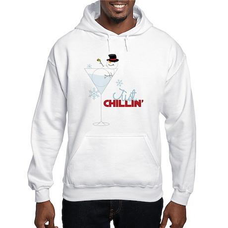 Just Chillin Hooded Sweatshirt