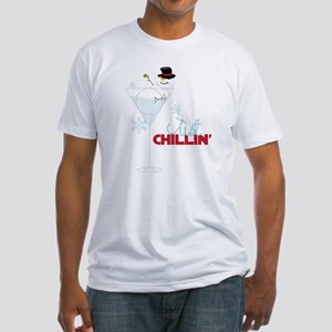 Just Chillin Fitted T-Shirt