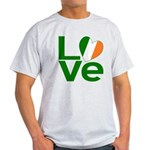 Green Irish Love Light T-Shirt