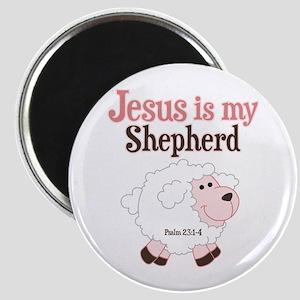 Jesus Is Shepherd Magnet
