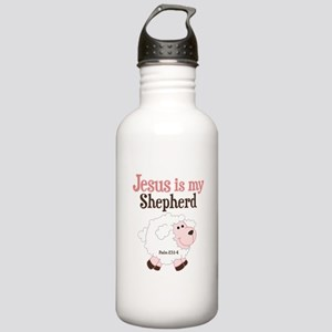 Jesus Is Shepherd Stainless Water Bottle 1.0L