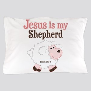 Jesus Is Shepherd Pillow Case