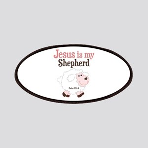Jesus Is Shepherd Patch