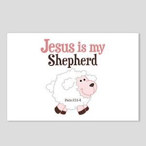 Jesus Is Shepherd Postcards (Package of 8)