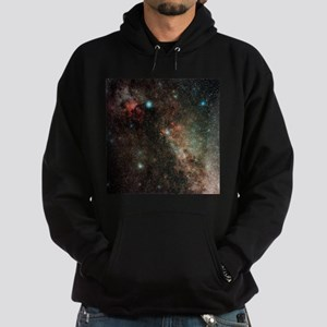 Milky Way in Cygnus - Hoodie (dark)