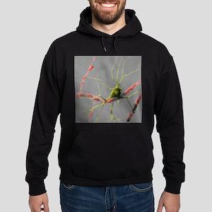 Nerve cell - Hoodie (dark)