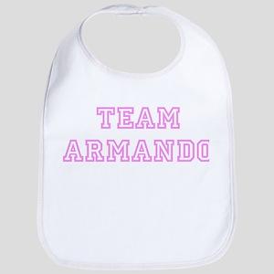 Pink team Armando Bib