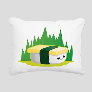 Tamago Rectangular Canvas Pillow