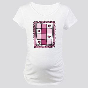 Baby Blanket Maternity T-Shirt