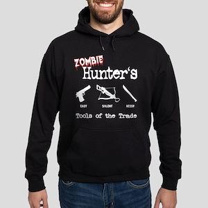 Zombie Hunters Hoodie (dark)