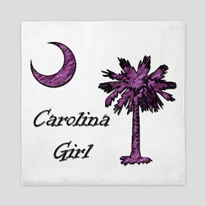 Purple Stone Carolina Girl Queen Duvet