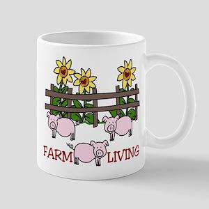 Farm Living Mug