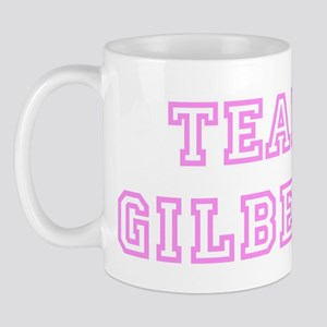 Pink team Gilbert Mug