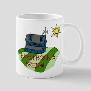 Farm Born & Bred Mug