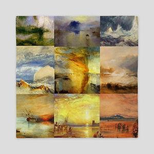 Turner Landscapes Queen Duvet