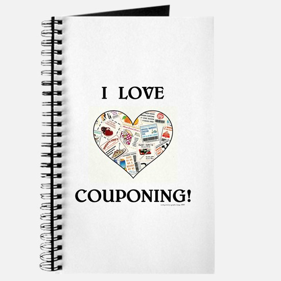 I LOVE COUPONING! Journal