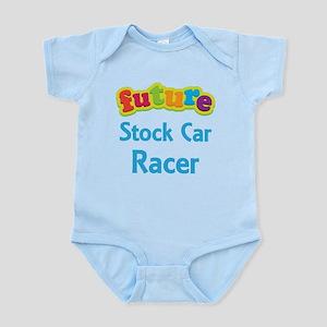 Future Stock Car Racer Infant Bodysuit