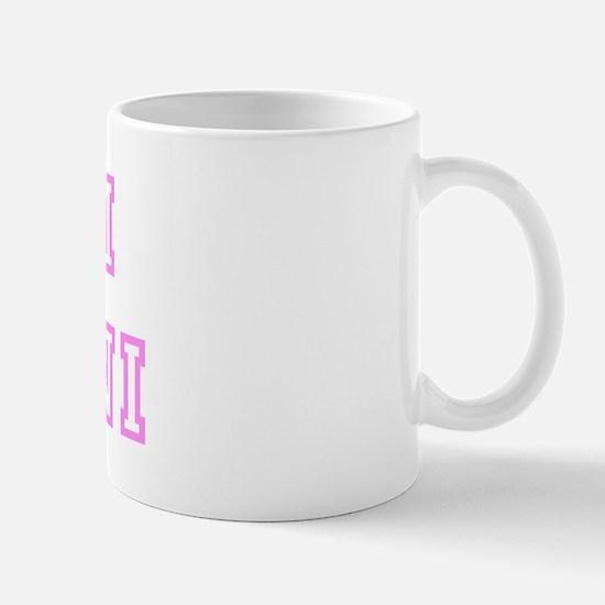 Pink team Gianni Mug